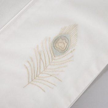 MALAIKA LINENS Farida - Peacock