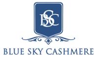 Blue Sky Cashmere - logo