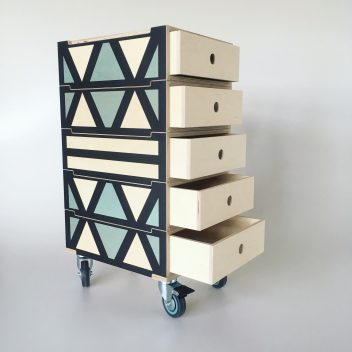 2DO Stackable Storage System 2