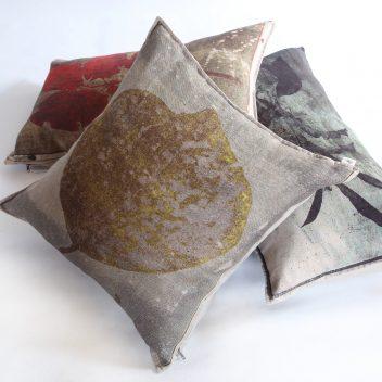 Autumn Leaf Cushion Print 2