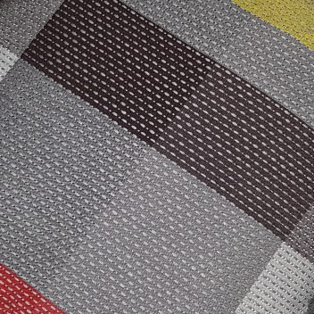 Grey, Yellow and Red collection