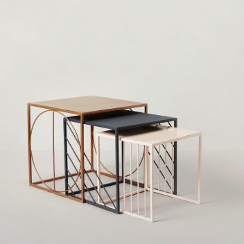 Ndemetric Nesting Tables