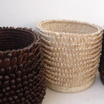 Porcupine basket
