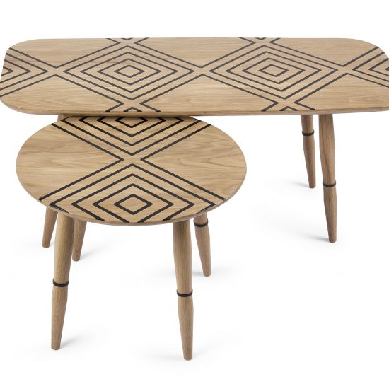 Saks Corner - Umuntu coffee table
