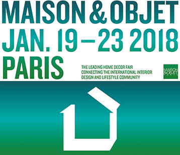 Maison et Objet 2018 Paris