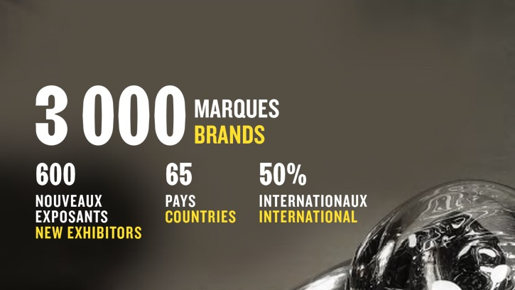Maison et Objet Paris 7-11 september 2018 Brands