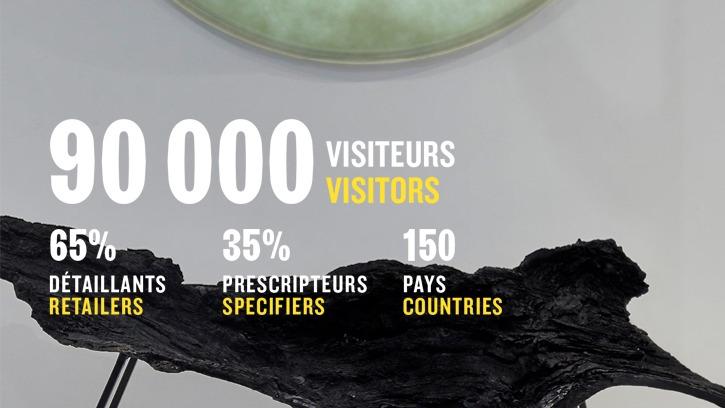 Maison et Objet Paris 7-11 september 2018 Visitors