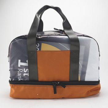 WasteStudio WEEKENDER carry-on bag