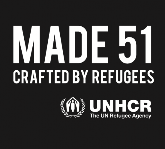 UNHCR – MADE51 - CRAFTED BY REFUGEES