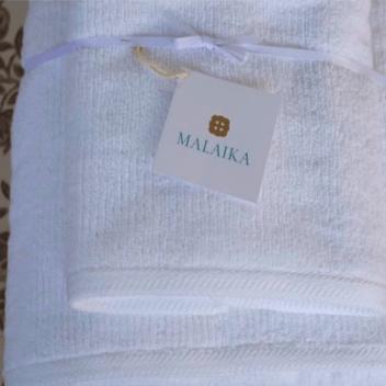 MALAIKA LINENS Bath Towels