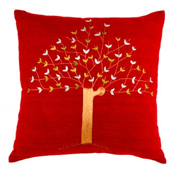 Siwa Creations - Olive Tree cushion