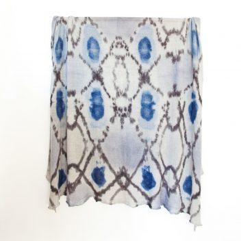 Fine Knit Throw - Handprint