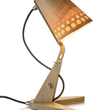 HoodLamp Desk Lamp