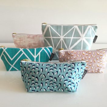Indigi Designs - Pouches and Cosmetic Bags
