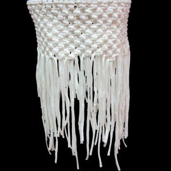 Handmade - Basic Boho Flanell lampshades