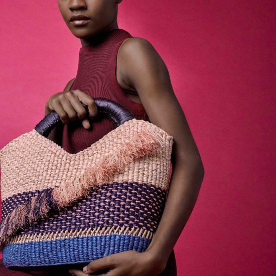 AAKS - Handwoven Raffia bags