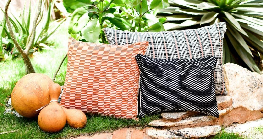 Afrika Tiss - DOUSSOU - SITBOU - AMIDOU Cushions