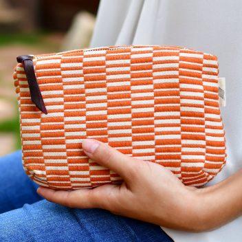 Afrika Tiss - FITE Clutch Bag and DAAZOU Pouch