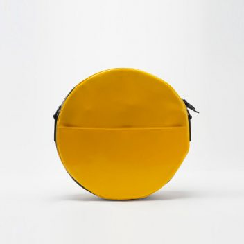 WasteStudio TUMBLER round bag