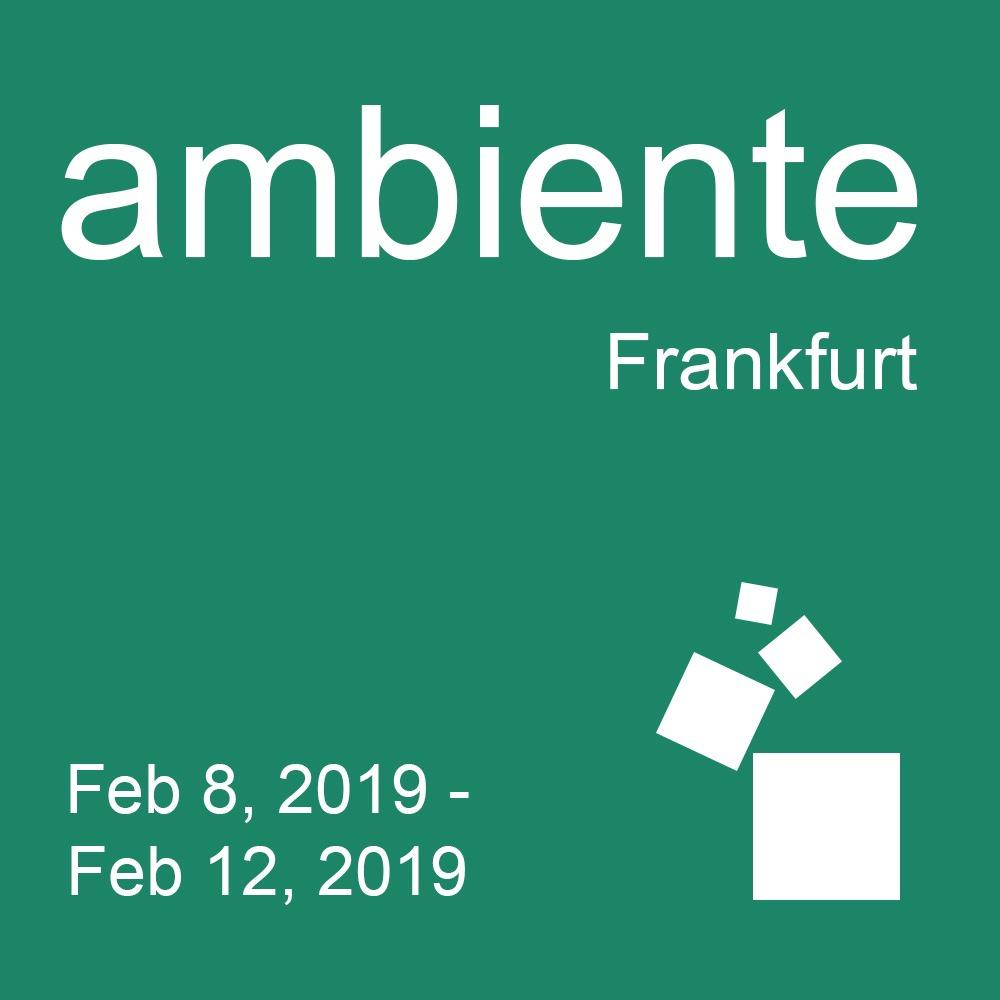 Ambiente 2019 Frankfurt