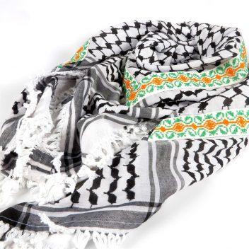 SEP Jordan - Hand-Embroidered Linda Keffyieh