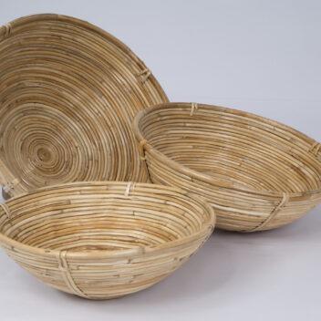 Crafts Villages - Cane Basket 1