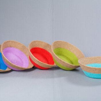 Crafts Villages - Jute Basket 1