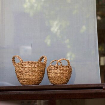 Crafts Villages - Water Hyacinth Basket