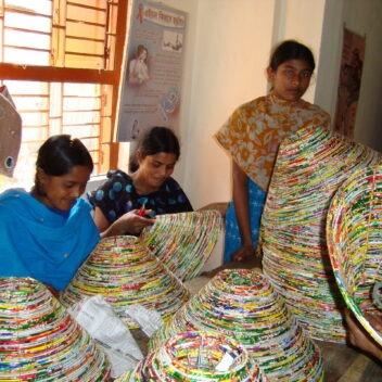 JNDP Crafts - Production