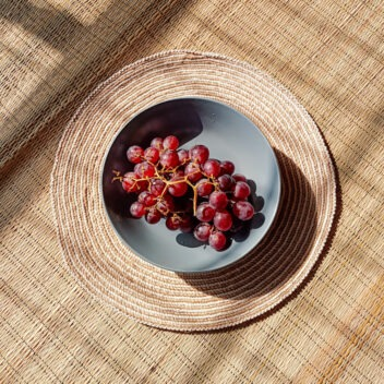 aSix - Round Placemat
