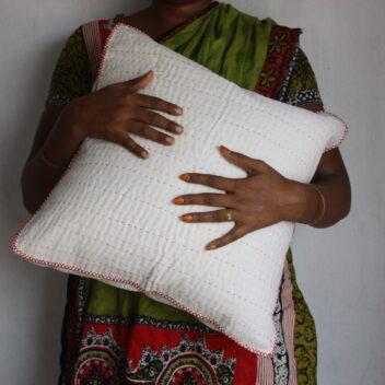 Basha Boutique - producer with cushion