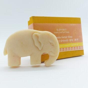 Reakossa Arts - Elephant Soap- Citronella