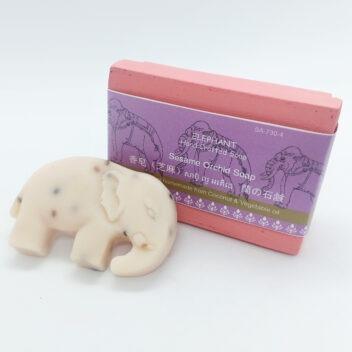 Reakossa Arts - Elephant Soap- Sesame & Orchid
