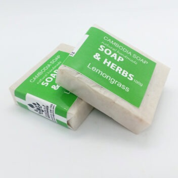 Reakossa Arts - Soap & Herbs Lemongrass