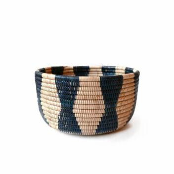 MANAVA - laghu rattan bowl basket wicker artisan