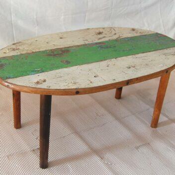 Divadi - KIDS TABLE OVAL 90x50x40 cm