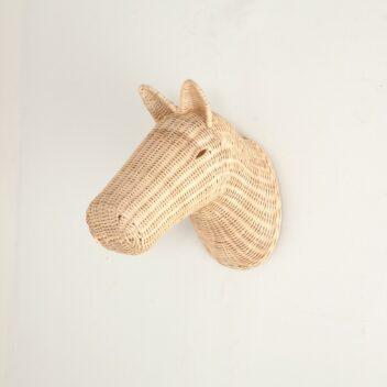 Wisanka - Horse Head Wall Decoration