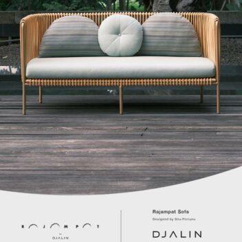 Djalin - NEWINDO 2021 - Rajampat Sofa
