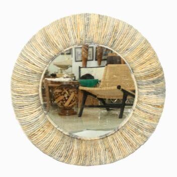 Surya Abadi Furniture - Mirror Banana Tampar