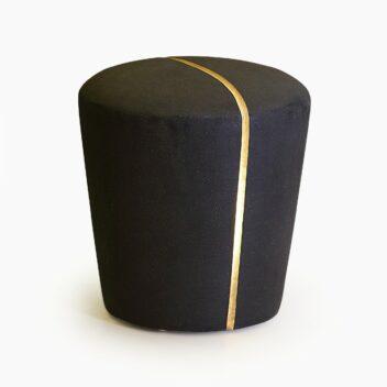 Wisanka - MOLY Convex Stool Lamp Concrete On
