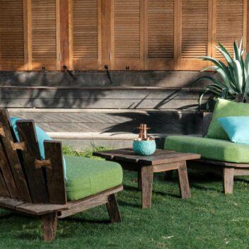 Seken Living - Malibu Sofa Single Set