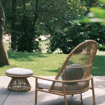 Djalin - Merapi Lounge Chair