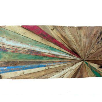 Surya Abadi Furniture - Rectangle Wall Decor Simetris