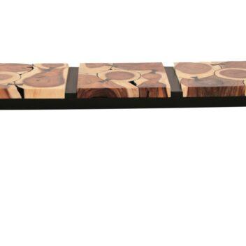 Sentana Art Wood - Ribbon Bench