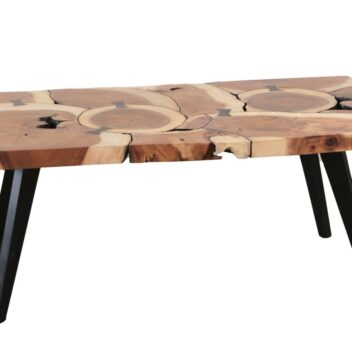 Sentana Art Wood - Ribbon Coffee Table