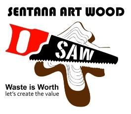 Sentana Art Wood - logo