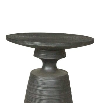 Cocoon Asia - Charcoal Coffee Table
